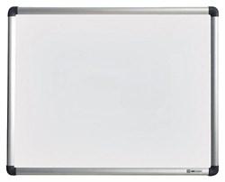 Демонстрационная доска Cactus CS-MBD-120X150 магнитно-маркерная, лаковое покрытие, алюминиевая рама (120x150 см.) - фото 9275