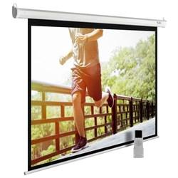 """Экран Cactus MotoExpert CS-PSME-280X175-WT 130"""" 16:10 настенно-потолочный белый, моторизованный привод (280x175 см.) - фото 9328"""