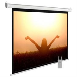 """Экран Cactus MotoExpert CS-PSME-220X165-WT 110"""" 4:3 настенно-потолочный белый, моторизованный привод (220x165 см.) - фото 9330"""