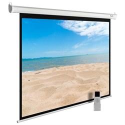 """Экран Cactus MotoExpert CS-PSME-240X180-WT 120"""" 4:3 настенно-потолочный рулонный белый (моторизованный привод) - фото 9338"""