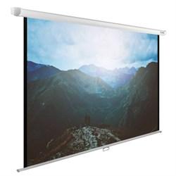 """Экран Cactus WallExpert CS-PSWE-240x240-WT 135"""" 1:1 настенно-потолочный (240x240 см.) - фото 9342"""