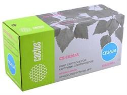 Лазерный картридж Cactus CS-CE263AR (HP 648A) пурпурный для HP Color LaserJet CP4020 Enterprise, CP4025 Enterprise, CP4025dn, CP4025n, CP4520 Enterprise, CP4525 Enterprise, CP4525dn, CP4525n, CP4525xh (11'000 стр.) - фото 9358