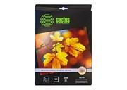 Фотобумага Cactus Prof CS-SMA428020 A4, 280г/м2, 20л., белый шелковисто-матовое сатин для струйной печати