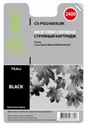 Струйный картридж Cactus CS-PGI2400XLBK (9257B001) черный для Canon MAXIFY iB4040, iB4140, MB5040, MB5140, MB5340, MB5440 (2'500 стр.)