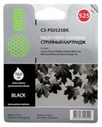 Струйный картридж Cactus CS-PGI525BK (PGI-525pgBk) черный для Canon Pixma MX885, IP4850, MG5150, MG5250, MG6150, IX6550, MG8150 (16 мл)