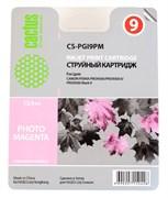 Струйный картридж Cactus CS-PGI9PM (PGI-9PM) фото пурпурный для принтеров Canon Pixma iX7000, MX7600, PRO 9500, PRO9500 Mark II (650 стр.)