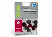 Струйный картридж Cactus CS-C4908 (HP 940XL) пурпурный увеличенной емкости для HP OfficeJet 8000 Pro, 8500, 8500a, 8500a Plus (30 мл.)