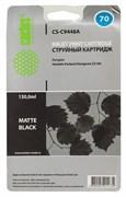 Струйный картридж Cactus CS-C9448A (HP 70) матово-черный для HP DesignJet Z2100, Z2100GP, Z3100, Z3100GP, Z3100ps GP, Z3200, Z3200ps, Z5200, Z5400 ePrinter, Z5400ps PostScript (130 мл.)