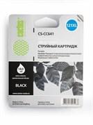 Струйный картридж Cactus CS-CC641 (121XL Bk) черный для HP DeskJet D1663, D2500, D2563, D2663, D5563, F2423, F2483, F2493, F4213, F4275, F4280, F4283, F4583; ENVY 110; PhotoSmart C4683, C4783 (18 мл.)