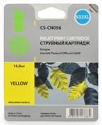 Струйный картридж Cactus CS-CN056 (HP 933XL) желтый увеличенной емкости для HP OfficeJet 6100 (H611a), 6600 (H711a, H711g), 6600 e-AiO, 6700 (H711n), 6700 Premium e-AiO, 7110 WF ePrinter, 7110 (H812a), 7510 e-AiO, 7610 WF e-AiO (14 мл.)