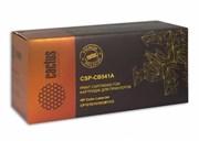 Лазерный картридж Cactus CSP-CB541A (HP 125A) голубой для принтеров HP  Color LaserJet CM1312, CM1312nfi, CP1210 series, CP1215, CP1217, CP1510 series, CP1515, CP1515n, CP1518, CP1518ni (2200 стр.)