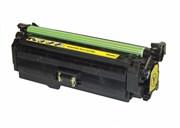 Лазерный картридж Cactus CSP-CE262A (HP 648A) желтый для принтеров HP  Color LaserJet CP4020 ENT, CP4025 ENT, CP4025DN, CP4025N, CP4520 ENT, CP4525 ENT, CP4525DN, CP4525N, CP4525XH (11000 СТР.)