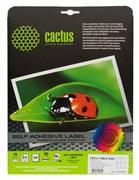 Этикетки Cactus С-30105148 A4 105x148.5мм 4шт на листе, 50л.