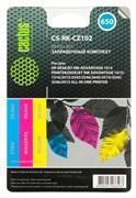 Заправочный набор Cactus CS-RK-CZ102 многоцветный для HP DeskJet 2515, 3515 (3*30ml)