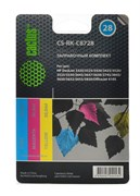 Заправочный набор Cactus CS-RK-C8728 многоцветный 90мл для HP DeskJet 3320, 3325, 3420, 3425, 3520; OfficeJet 4105