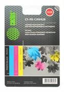 Заправка для ПЗК Cactus CS-RK-CAN426 цветной Canon PIXMA iP4840 (4*30ml)