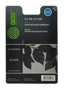 Заправочный набор Cactus CS-RK-CZ109 черный 60мл для HP DJ IA 3525, 5525, 4515, 4525