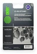 Заправка для ПЗК Cactus CS-RK-EPT0481 черный (20мл) Epson Stylus R200