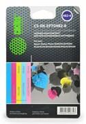 Заправка для ПЗК Cactus CS-RK-EPT0482-6 цветной (20мл) Epson Photo R200