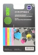 Заправка для ПЗК Cactus CS-RK-EPT0822-6 цветной (14.4мл) Epson Photo R270