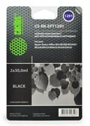 Заправка для ПЗК Cactus CS-RK-EPT1291 черный (14.4мл) Epson Stylus Office B42