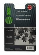 Заправочный набор Cactus CS-RK-PGI450 черный для Canon MG6340, MG5440, iP7240 (2*30ml)