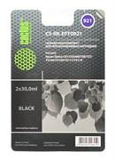 Заправка для ПЗК Cactus CS-RK-EPT0921 черный (11.4мл) Epson Stylus C91