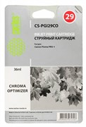Струйный картридж Cactus CS-PGI29CO (4879B001) оптимизатор для Canon Pixma PRO-1 (429 стр.)