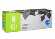 Лазерный картридж Cactus CS-CF210A (HP 131A) черный для принтеров HP  Color LaserJet M251 (Pro 200 color), M251n, M251nw, M276 (Pro 200 color MFP), M276n (200 colorMFP), M276nw (200 colorMFP) (1600 стр.)