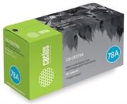 Лазерный картридж Cactus CS-CE278A (78A Bk) черный для HP LaserJet M1536 MFP Pro, M1536dnf MFP Pro, P1560 Pro, P1566 Pro, P1600 Pro, P1606 Pro, P1606dn Pro, P1606w Pro (2'100  стр.)