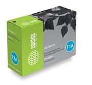 Лазерный картридж Cactus CS-Q6511A (HP 11A) черный для HP LaserJet 2400 series, 2410, 2410n, 2420, 2420D, 2430, 2430dtn, 2430n, 2430t (6'000 стр.)