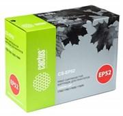 Лазерный картридж Cactus CS-EP52 (3839A002) черный для Canon LBP 1750, 1760, 1760E, 1760N (10'000 стр.)