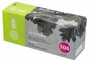 Лазерный картридж Cactus CS-CLT-K506S (CLT-K506S) черный для Samsung CLP 680, 680DW, 680ND; CLX 6260, 6260FD, 6260FR, 6260FW, 6260ND (2'000 стр.)