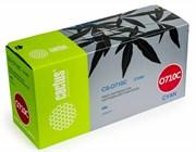 Лазерный картридж Cactus CS-O710C (44318607) голубой для принтеров OKI C710, С711 (11500 стр.)