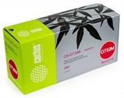 Лазерный картридж Cactus CS-O710M (44318606) пурпурный для принтеров OKI C710, С711 (11500 стр.)