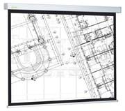 """Экран Cactus Wallscreen CS-PSW-104x186 87"""" 16:9 настенно-потолочный белый (104x186 см.)"""