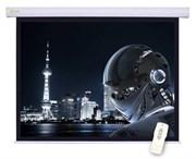 """Экран Cactus Motoscreen CS-PSM-124x221 100"""" 16:9 настенно-потолочный рулонный, моторизованный привод (124x221 см.)"""