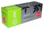 Лазерный картридж Cactus CS-TK1100 (TK-1100) черный для принтеров Kyocera Mita FS-1110, FS-1024MFP, FS-1124MFP (2100 стр.)