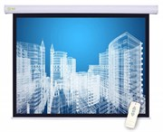 """Экран Cactus Motoscreen CS-PSM-152x203 100"""" 4:3 настенно-потолочный, моторизованный привод (152x203 см.)"""