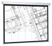 """Экран Cactus Wallscreen CS-PSW-124x221 103"""" 16:9 настенно-потолочный белый (124x221 см.)"""