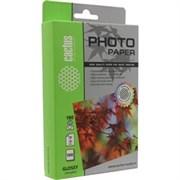 Фотобумага Cactus CS-GA6180100E 10x15, 180г/м2, 100л., белый глянцевое для струйной печати