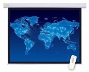 """Экран Cactus Motoscreen CS-PSM-127X127 67"""" 1:1 настенно-потолочный белый, моторизованный привод (127X127 см.)"""