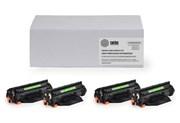 Комплект лазерных картриджей Cactus CS-CB540/CE320/CF210 (125A/128A/131A) для принтеров HP Color LaserJet 1215, 1515, M651, M251 (2'200 стр.)