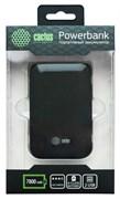 Мобильный аккумулятор Cactus CS-PBHTST-7800 Li-Ion 7800mAh 2.4A+2.4A черный 2xUSB