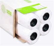"""Бумага универсальная Cactus Eco CS-LFP80-610457E-4 24""""(A1) 610мм-45м, 80г/м2, втулка: 50.8мм (2"""") (упак. 4 рул.)"""